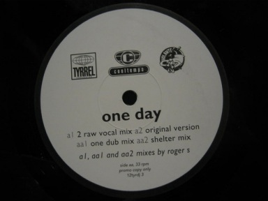 One Day label